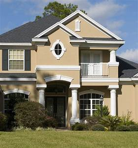 choosing, exterior, paint, colors, for, homes