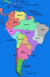 south america countries map pdf my blog