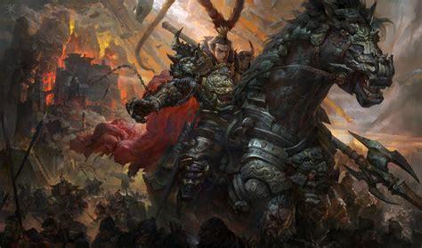 warrior hd wallpaper background image  id