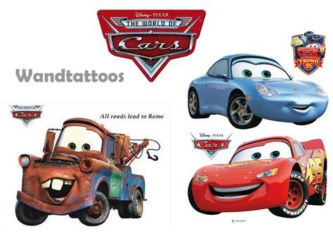 Wandtattoos Kinderzimmer Disney Cars by Disney Wandtattoo Cars In Und Verschiedenen Gr 246 223 En