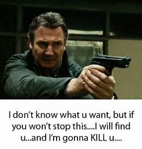 Liam Neeson Funny Quotes. QuotesGram