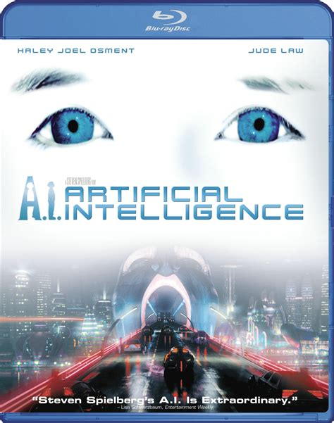 Artificial Intelligence: AI DVD Release Date March 5, 2002