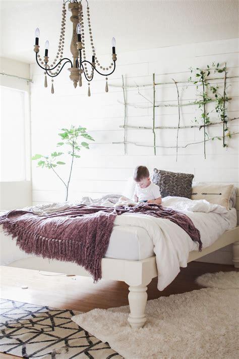 Schlafzimmer Vintage Modern by Vintage Whites Vintage Modern Bedroom Makeover With