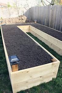 Bac Bois Potager : potager en bac bois apprendre demain ~ Melissatoandfro.com Idées de Décoration