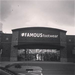 Back to School ... Famous Footwear
