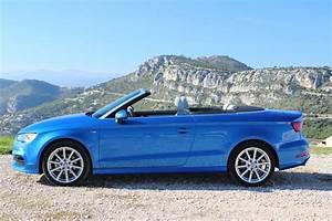 Essai vidéo Audi A3 Cabriolet : cabriolet toutes saisons