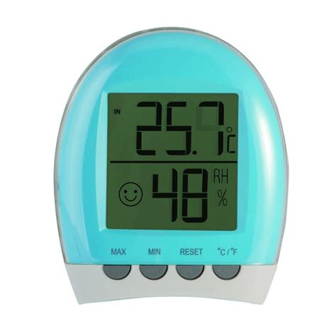 thermomètre bébé hygromètre d 39 intérieur de lbs sur