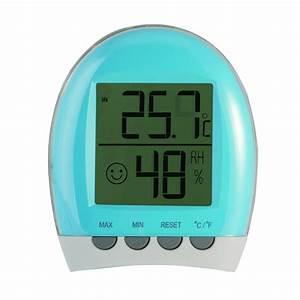 Thermomètre bébé hygromètre d'intérieur de Lbs medical sur