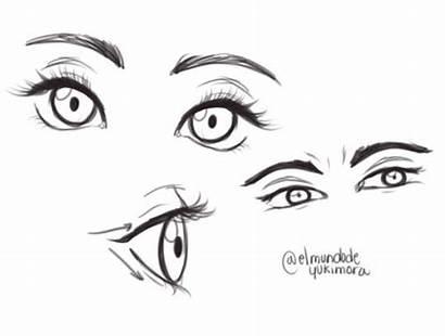 Dibujos Dibujo Pupila Iris Rostro Disney Comun