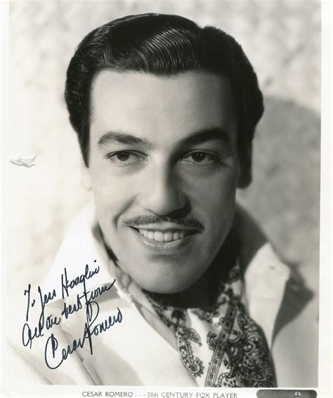 Cesar Romero  Known People  Famous People News And