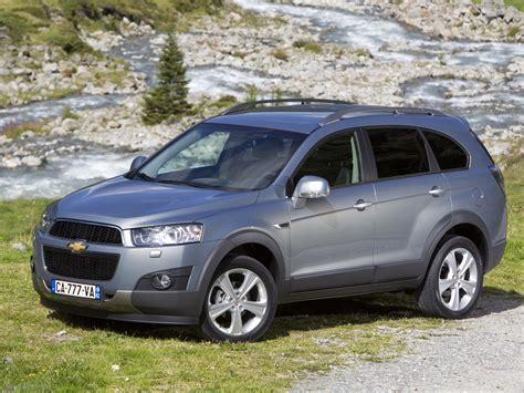 Chevrolet Captiva by Chevrolet Captiva 2012 Car Wallpapers 20 Of 44