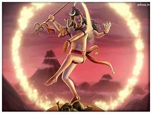 Shiv Tandav Art Hd Wallpaper