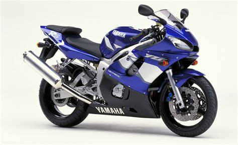 2001 Yamaha Motorcycle Models