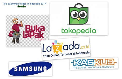 top  ecommerce sites indonesia