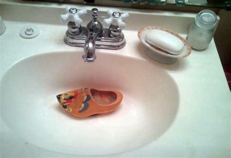 [pics] Clogged Sink