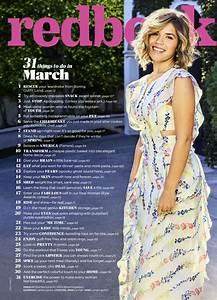 America Ferrera - Redbook Magazine March 2017