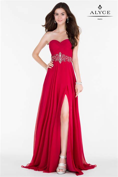 alyce paris  prom dress prom gown