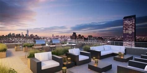 decoracion terraza aticos disenos modernos de gran altura