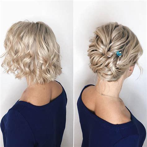40 wedding hairstyles for short hair love this hair