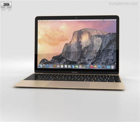 apple macbook gold  model electronics  humd