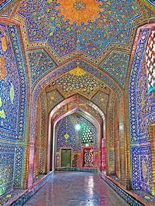 Iran, Esfahan, Olokosmon, Architecturegrandiose, Arche