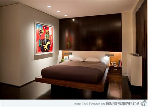 20 Modern Contemporary Masculine Bedrooms  Decoration For