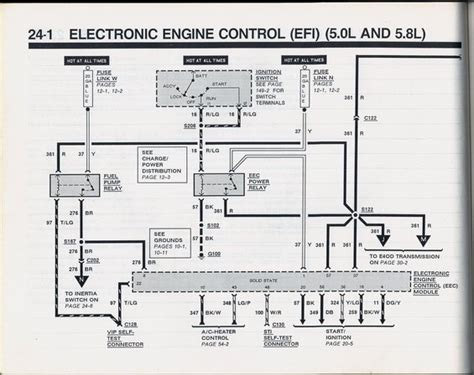 92 Mustang Eec Wiring Diagram by Ford Mustang Questions 89 Mustang 5 0 Cargurus