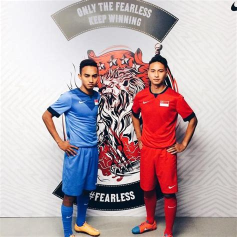 Letters may 8th 2021 edition. New Singapore Jersey 2014-2015 Singapore Nike Home Away Kits 14-15 | Football Kit News| New ...