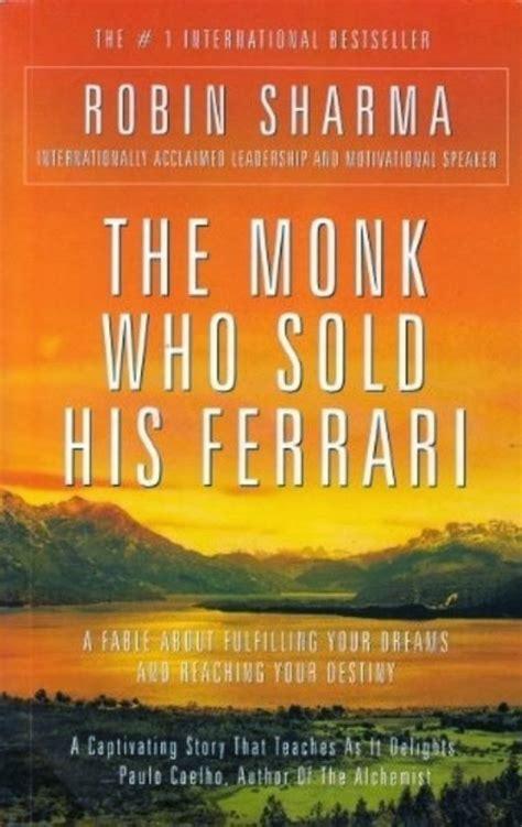 the monk who sold his the monk who sold his review by vanga srikanth