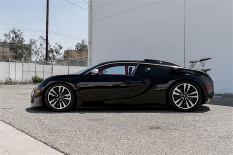 Your destination for buying bugatti veyron sang noir. This Bugatti Veyron Sang Noir for Sale is One of 12 | The Drive