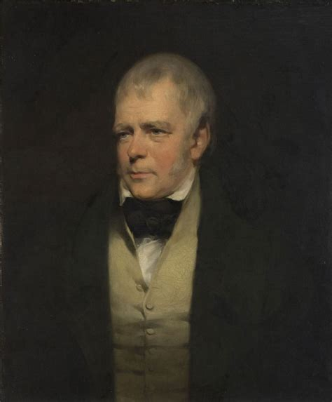 The Home Of Sir Walter Scott