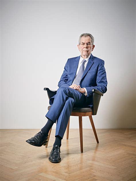 Aleksander van der bellen (crh) político austríaco (es); Alexander van der Bellen (President of the Republic of Austria)