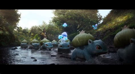 Every Pokemon In The Detective Pikachu Trailer