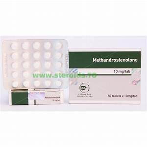 Methandrostenolone Primus Ray Labs 50tabs  10mg  Tab