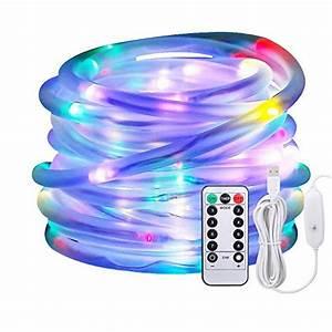 Led Lichterschlauch 10m : led lichtschlauch als weihnachtsdeko afufu 10m 136er lichterschlauch bunt mehrfarbig ~ Buech-reservation.com Haus und Dekorationen
