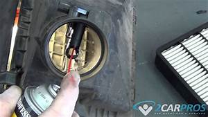 Mass Air Flow Sensor Clean Toyota Tacoma 1995-2004