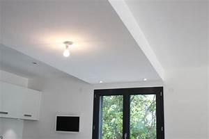 Faux Plafond Placo : faux plafond brest dans le finist re 29 ~ Melissatoandfro.com Idées de Décoration