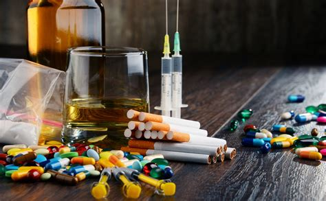 como funcionan las drogas como funciona