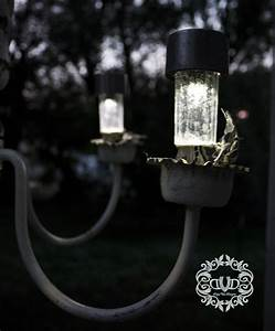 Chippy solar chandelier live creatively inspired