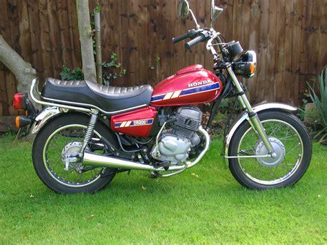 Honda 200tm Classic Motorcycle Pictures