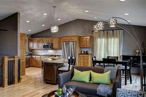 Split Level Kitchen Ideas by Contemporary Split Level Remodel Split Level Home Ideas