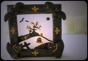 get inspired with laegwen halloween graveyard tealight With what kind of paint to use on kitchen cabinets for candle holder wedding favors