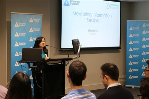 Highlights from the Mentoring Program information session ...