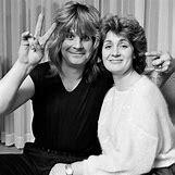 Sharon And Ozzy Osbourne 1980 | 736 x 740 jpeg 87kB