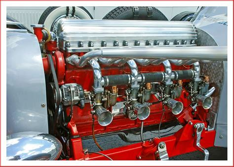 Buick 8 Engine by 1936 Buick Eight Power By Sjb4photos Motor