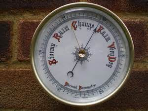 Antiques Atlas - Aneroid Barometer