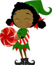 Free Christmas Elf Clip Art Candy