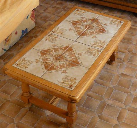 restaurer sa cuisine table basse côté déco côté peinture