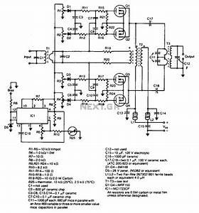 Gt rf gt amplifiers gt 600w rf power amplifier l12951 nextgr for Rf power amp