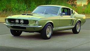 Beautiful Light Green Metallic 1967 Shelby GT350
